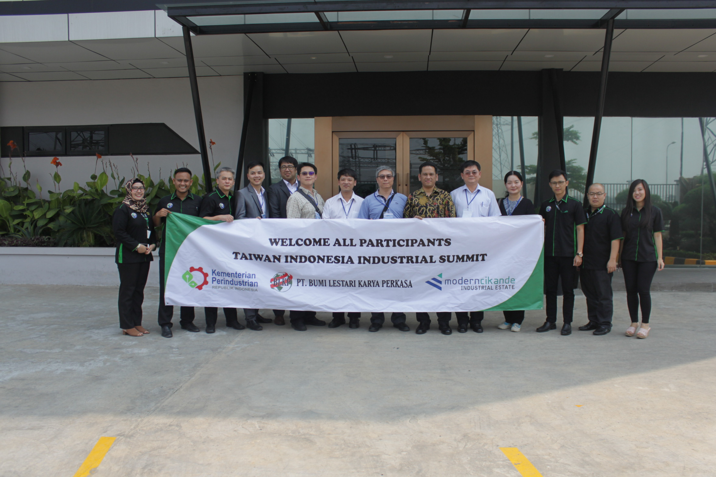 Indonesia Taiwan Industrial Collaboration 2018